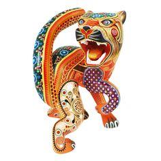 Manuel Cruz: Fierce Jaguar