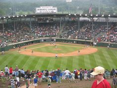 Attend the Little League World Series in Williamsport, PA