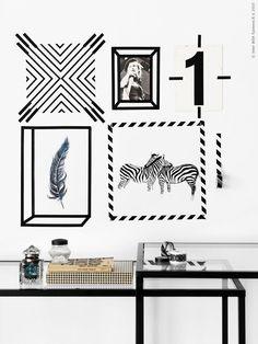 Soyez créatifs avec du « washi tape ». #IKEADIY #IKEABErepin