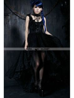 2d62f6bfe39 We offer different kinds of styles with high quality of gothic dresses.  Darkincloset