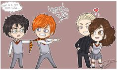 HP Doodle Colored by Mandy-Mo.deviantart.com on @DeviantArt