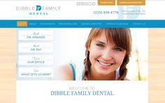 #sesamewebdesign #psds #dental #responsive #blue #orange #texture #handwriting #sans #top-menu #contained