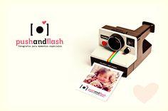 @Marta Pushandflash Portada Imagen corporativa. #photography #fotografía #polaroid