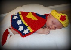 Hey, I found this really awesome Etsy listing at https://www.etsy.com/listing/152318412/wonder-woman-new-born-costume