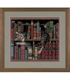 Buy at Joann.  Dimensions Counted Cross Stitch Kit-Fredrick the Literate at Joann.com