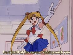 And girl power: | Sailor Moon Was The Gayest Cartoon On Television