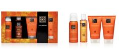 Small Gift Set - True Hapiness - art. 00239 - 50 ml Happy Buddha - 70 ml Fortune Scrub - 75 ml Fortune Oil - 70 ml Touch of Happiness