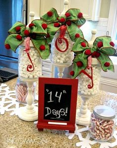 50 Best Christmas Centerpiece Ideas – I love Pink