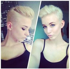 Pixie Cut for Fine Hair - Short Hair Styles 2015