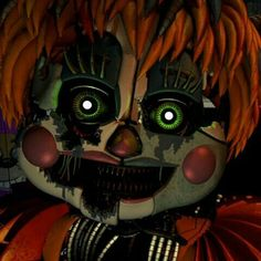 Oh Hell No, Fnaf Characters, Fictional Characters, Fnaf 5, Circus Baby, Sister Location, Five Nights At Freddy's, Deadpool, Love Her