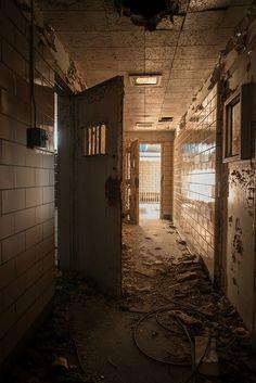 Precinct Hallway   Detroit   Flickr - Photo Sharing!