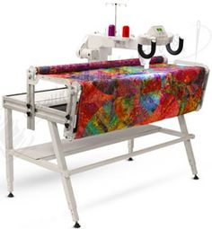 NEWEST Upgraded Top of the Line Long Arm Quilting Machine