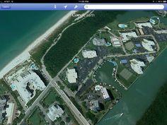 Vanderbilt Towers, Naples, FL next to Wiggins State Park