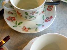 TÉ SONSOLES 2015 Tea Cups, Tableware, Kitchen, Dinnerware, Cooking, Tablewares, Kitchens, Dishes, Cuisine