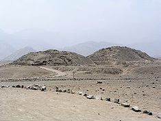 Norte Chico civilization (aka Caral-Supe), Peru, is said to have flourished from 3200 BCE to 1800 BCE, although remains of some small settlements are said to date from 9210 BCE. The beginning of construction of the Norte Chico pyramids are said to be contemporaneous with the beginning of pyramid construction in Egypt.