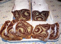 diana's cakes love: Chec Zebra, in doua culori Pastry And Bakery, Sweet Cakes, Cake Recipes, Bread, Homemade, Millefeuille Recipe, Recipes, Sweets, Brot