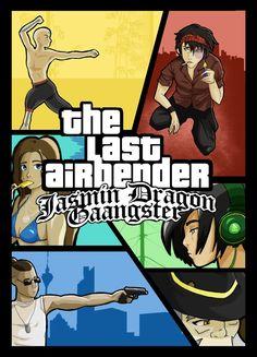 avatar:the last airbender