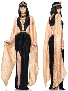 cleopatra costume diy - Google Search