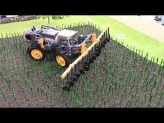 2013 National Farm Toy Show Display Contest 1/64 Scale Borth Farms - YouTube