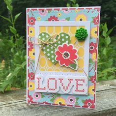 Stitched In Love - Scrapbook.com