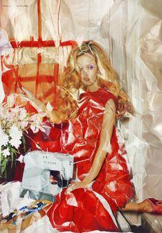 photorealistic-fashion-spread-paintings