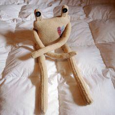 boneco de camisola