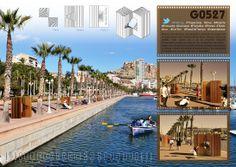 G0527 - FRAMING - Concurso Paseo La Luz de las Estrellas . Alicante .