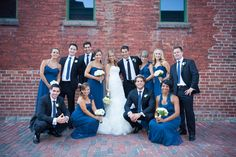 Distillery District wedding party Love Your Life, Distillery, True Love, Toronto, Things To Come, Party, Wedding, Real Love, Casamento