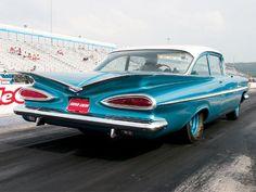 1959 Chevy Bel Air