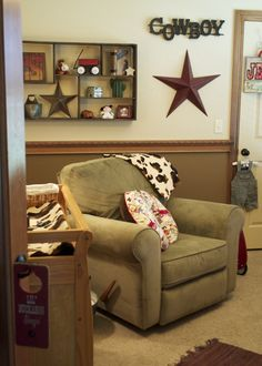country nursery...whale will have a nautical one, but geez I love this!