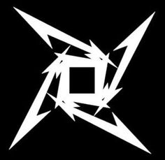 19. Metallica - Taking the angular, blade-like shapes from the 'M' and 'A' in James Hetfield's famous lettering design, this logo may look l...