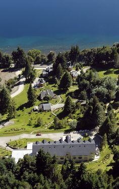 Villa Huinid Hotel, Resort & Spa in Bariloche, Argentina Villa, Explore, Photos, Hotels, Woods, Vacations, Cities, Gardens, Pictures