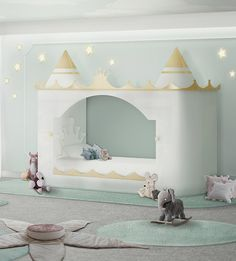 Click in the image to find more kids bedroom inspirations with Circu Magical Furniture! Be amazed with Circu Magical furniture and their luxury design: CIRCU. Trendy Bedroom, Girls Bedroom, Kids Bedroom Princess, Baby Bedroom, Nursery Room, Bedroom Themes, Bedroom Decor, Bedroom Ideas, Bedroom Furniture