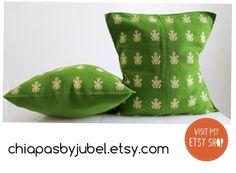 #pillow #interior #folk #boho #handmade #etsyfinds #embroidery #woven