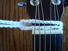 Crochet Grannys Guitar Strap ∙ How To by Sara F. on Cut Out + Keep