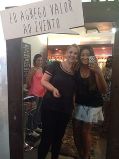Circuito de Moda Carioca - Porque com Fatima Bonamigo e @patybrazil a diversão é garantida!!! É claaaro que agregam... e muito!!! #behappy #fashion #trends #love #girls #tops #laiah