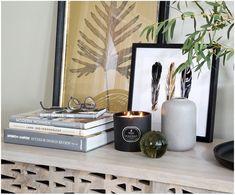 "So funktioniert der Look """". Cozy Corner, Black Magic, Parks, Vase, Candles, Living Room, Design, Pictures, Feathers"