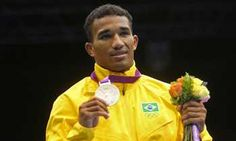 Derrota de brasileiro em Pré-Olímpico aproxima Esquiva Falcão do Rio-2016                                                                                                                                                      Mais
