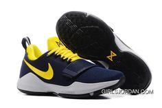 """431289ac8ab Nike Zoom PG 1 """"Pacers"""" PE Online. Jordan Shoes For SaleJordan ..."""