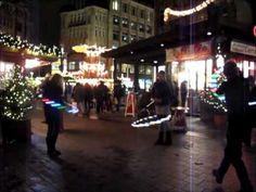 World Hoop Day 12.12.12 - Flashmob Hamburger City
