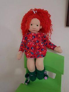 Waldorf doll Steiner doll Textile doll Cloth doll Fabric doll