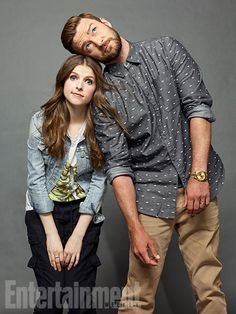 Comic-Con 2016 Star Portraits: Day 1 | Anna Kendrick and Justin Timberlake, 'Trolls' | EW.com