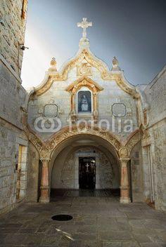 Betlemme, Chiesa della Grotta del Latte - Bethlehem, Church of the Milk Grotto © Pietro D'Antonio