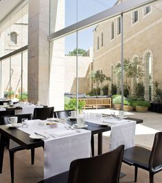 Mamilla Hotel  @ Jerusalem by Lissoni Associati