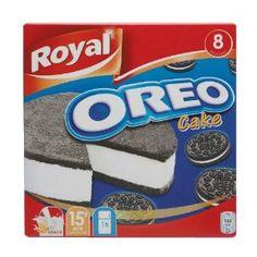 Royal - Oreo Cake 'Backmischung' - 215 GR: 4,70 €