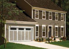 4 car Garage Door Styles Residential | Garaga Residential Garage Doors - modern - garage doors - new york ...
