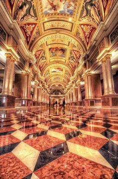 The Venetian Hallway by David Brookfield, via 500px