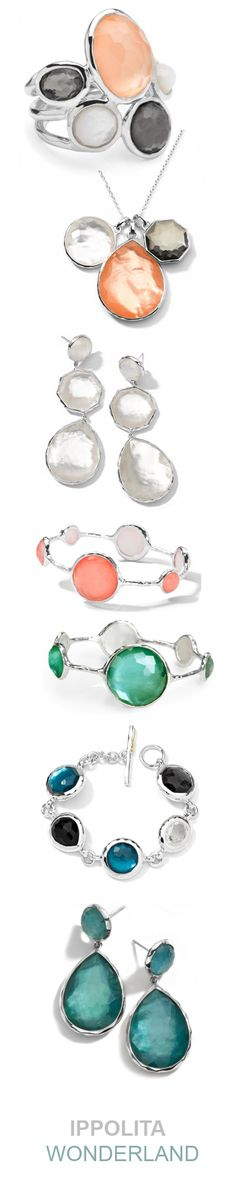 Ippolita; All great colors for spring and summer!