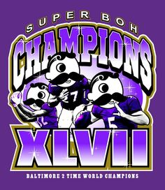 WORLD CHAMPION Baltimore Ravens
