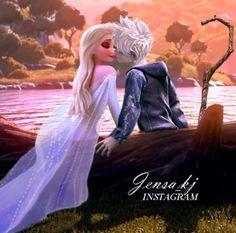 Jake Frost, Jack Frost And Elsa, Jelsa, Imprimibles Toy Story Gratis, Frozen Love, Frozen Pictures, Frozen Wallpaper, Disney Images, Disney Crossovers